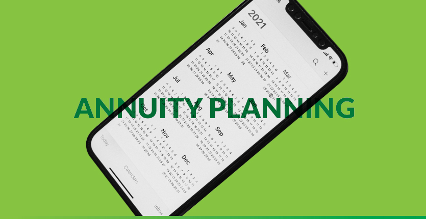 Read more about the article Annuity Planning